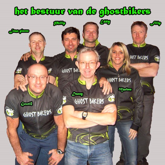 Ghostbikers